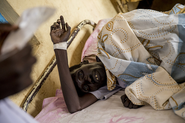 Millions of South Sudanese face famine in 'lean season'