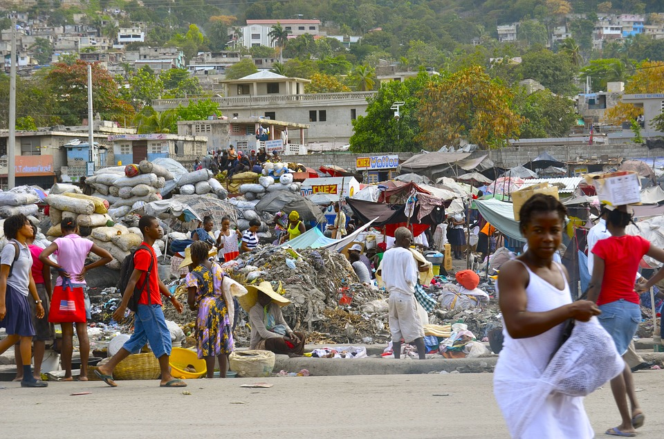 Suffering countries: Haiti second in international ranking