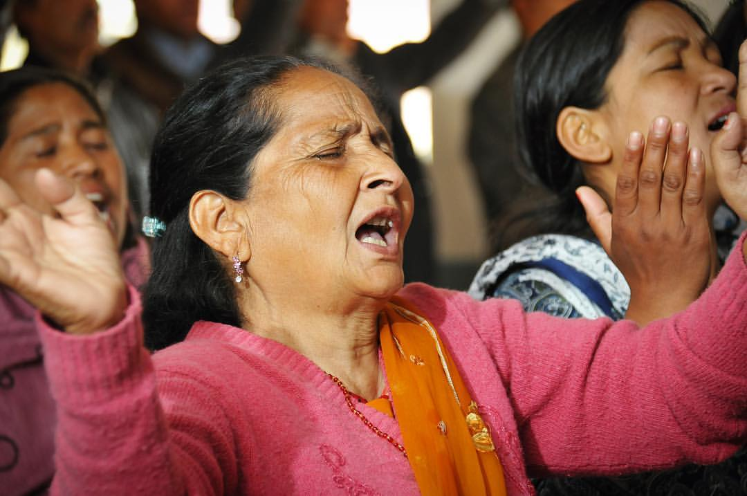 Five churches targeted on Palm Sunday in India