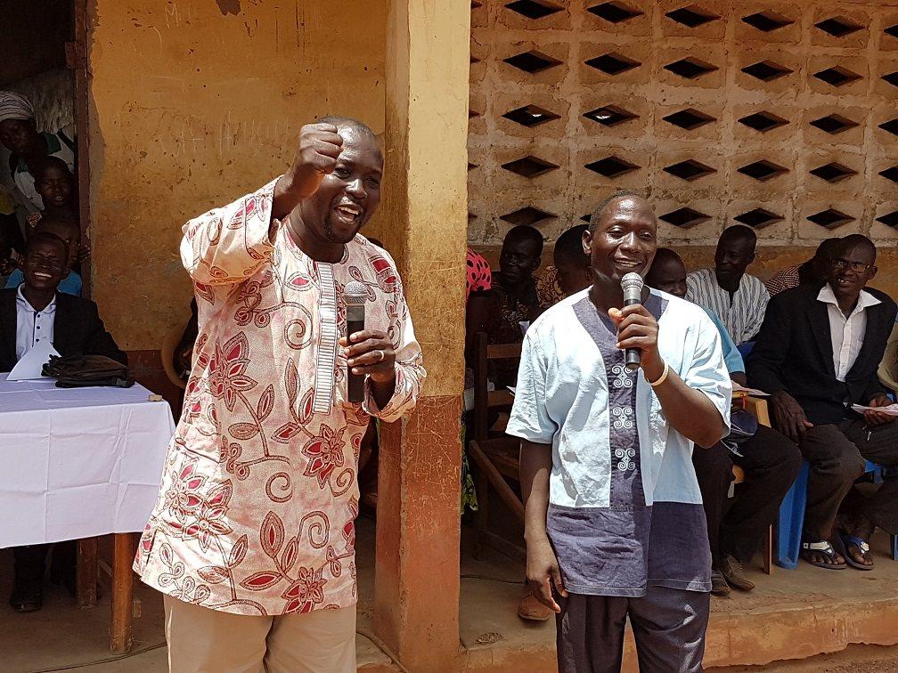 OneWay Ministries reaps spiritual harvest in Ghana