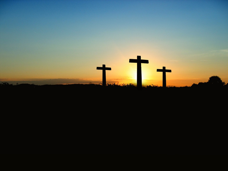 Good Friday; the ultimate example of hesed love