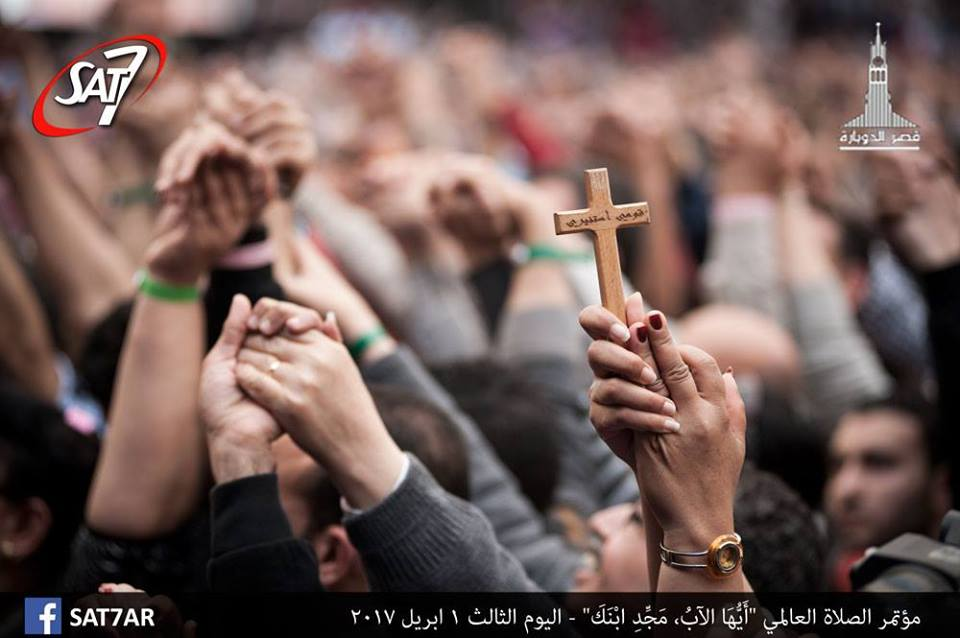 Egypt crucial for Christianity's future
