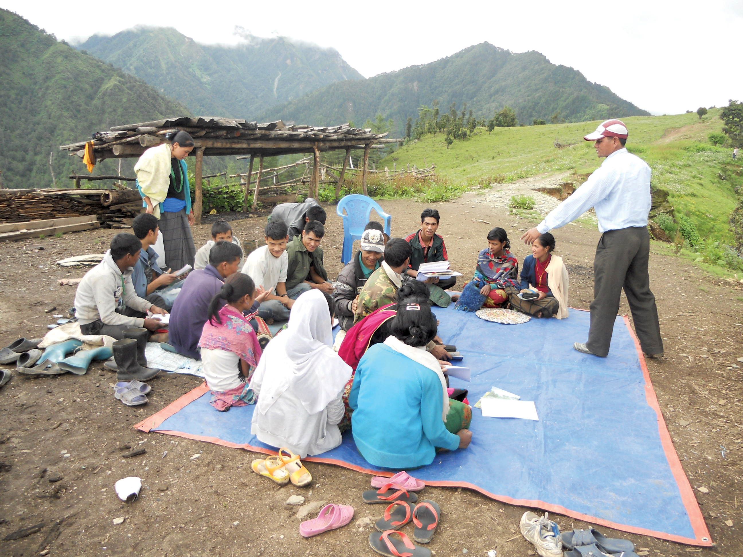 Minority Christians in Nepal growing in unity through persecution