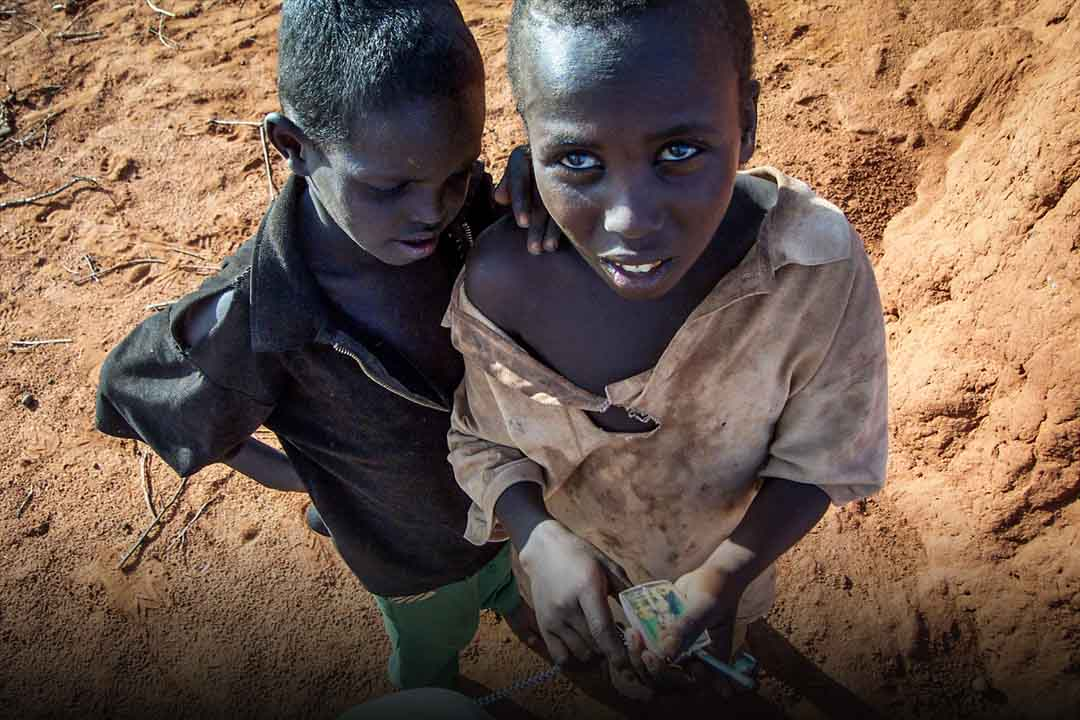 East Africa famine: worst humanitarian crisis since World War II