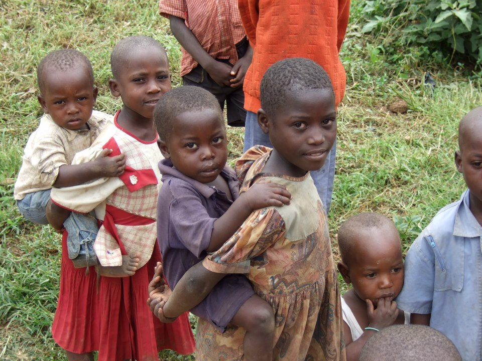 Kids in East Africa find freedom from AIDS and witch doctor abuse