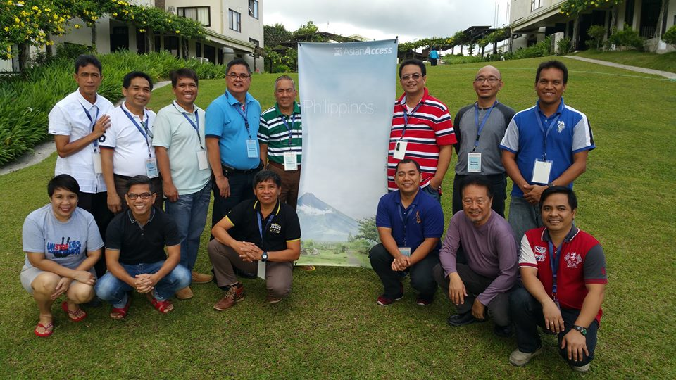 Philippines' discipleship movement underway