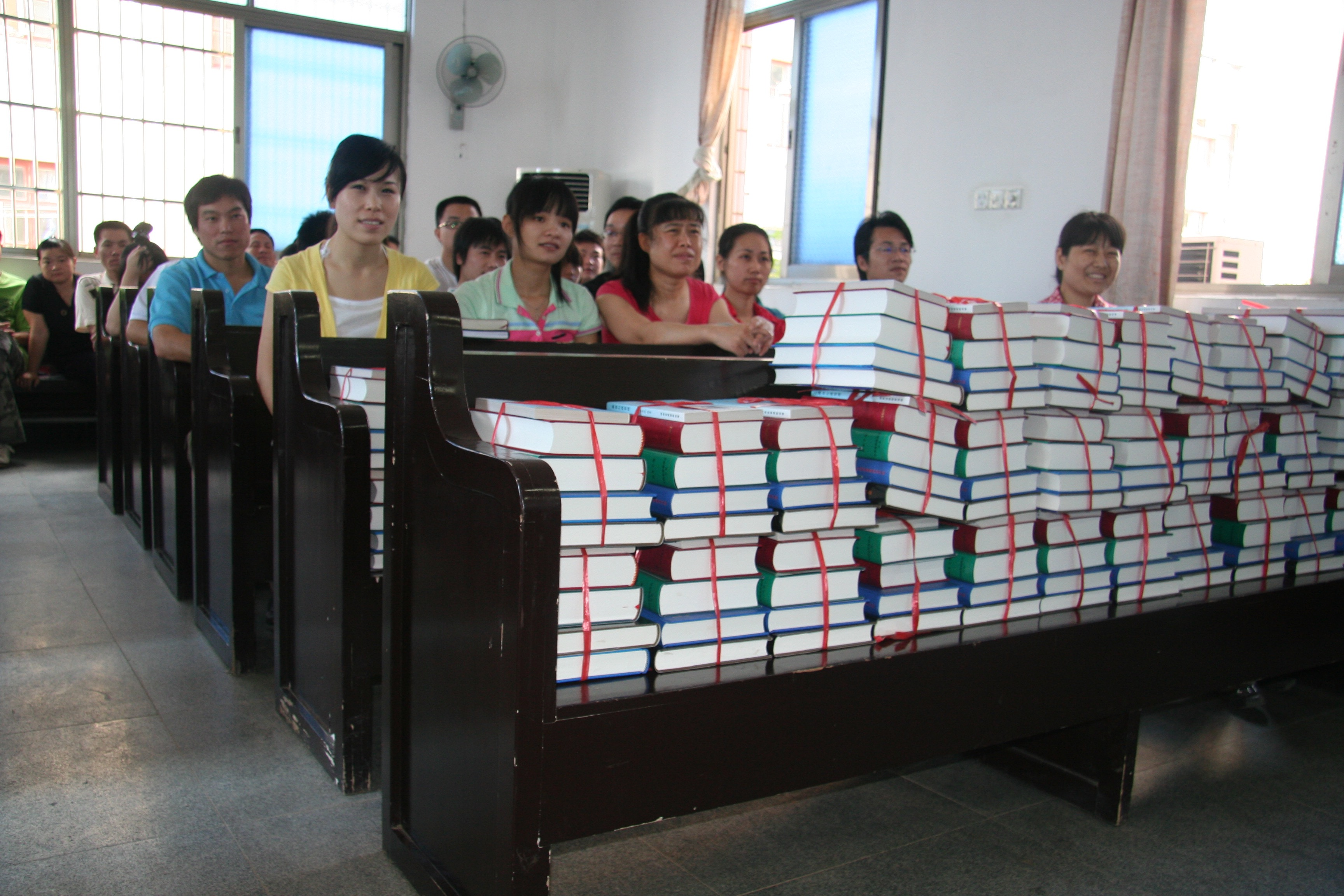 Gospel catches fire in Miao minority group