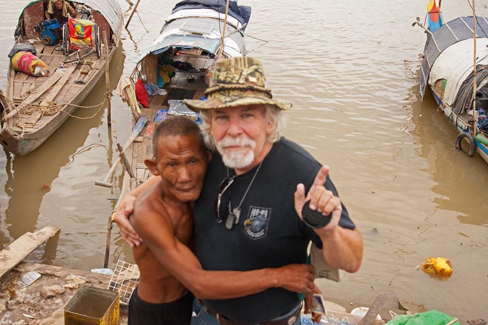 Cambodia: building bridges to end spiritual poverty