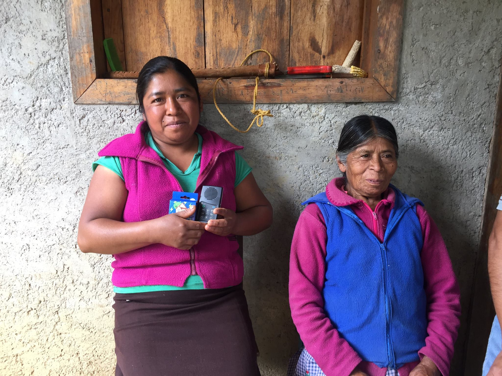 A taxi driver, a suffering woman, a town in witchcraft, and the power of audio Bibles
