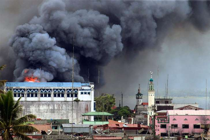Marawi: relief aid containing Bibles criticized