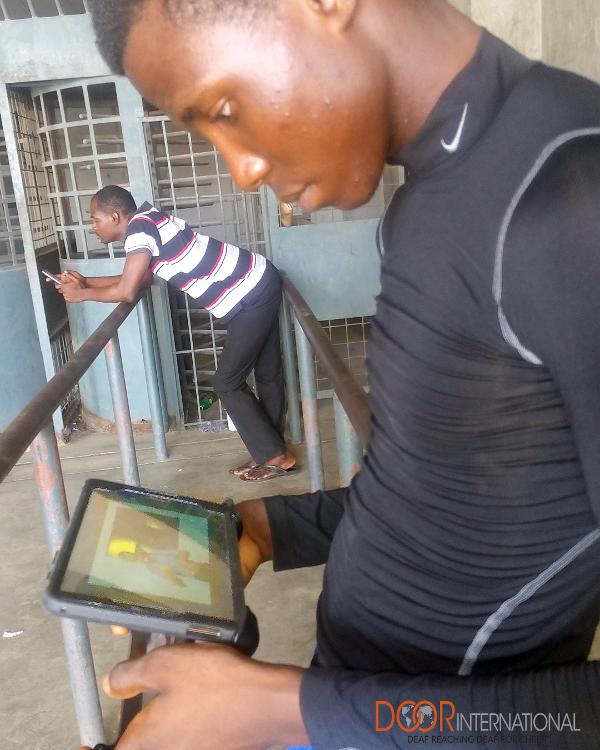 Nigerian Sign Language gains Scripture