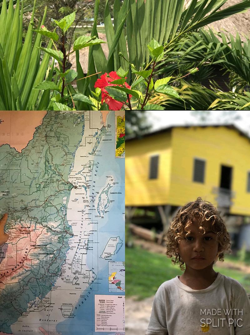 Belize needs books