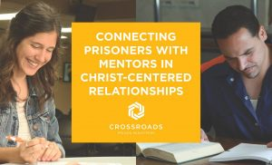 New course in a Bible study for prisoners is bridging the