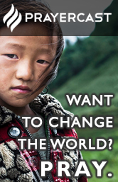 Want to Change the World? PRAY.