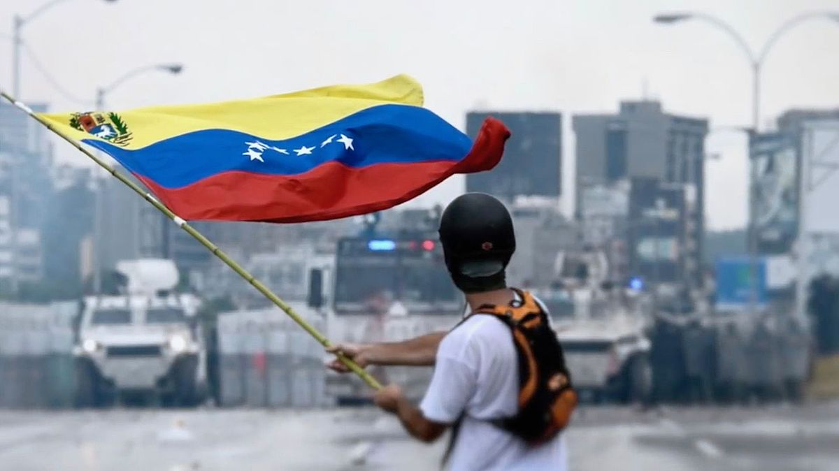 Venezuela's mock vote stirs a nation already boiling over