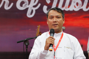 Myanmar believers push for unity
