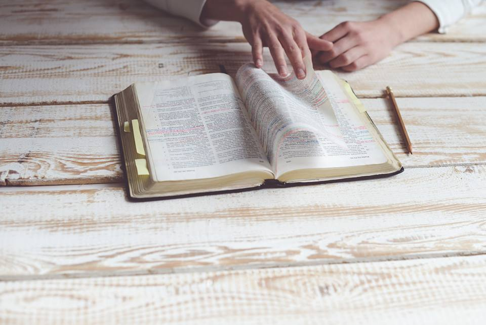 Fighting Bible illiteracy with #WhyBible