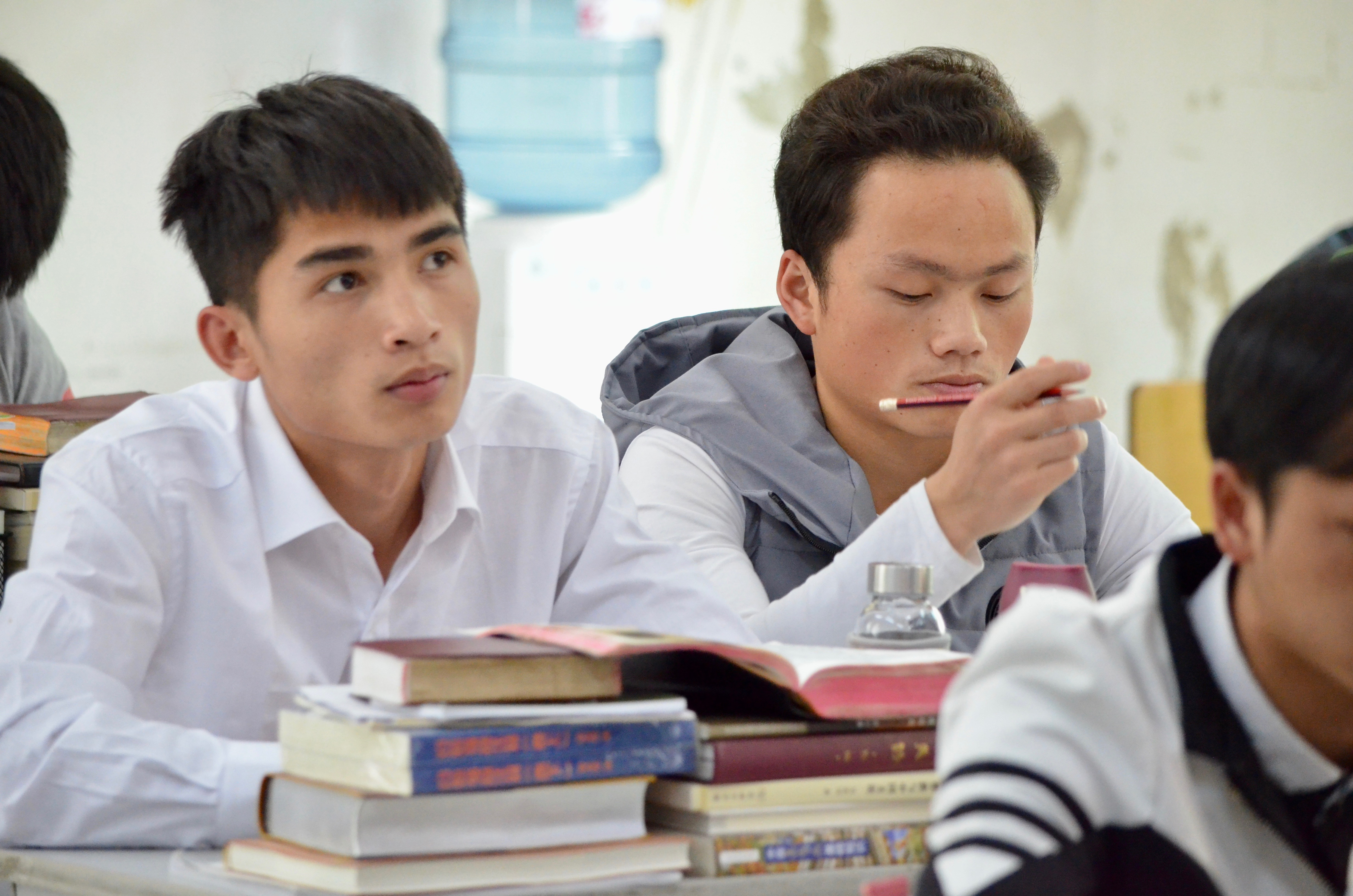China Partner establishes new contact for youth training