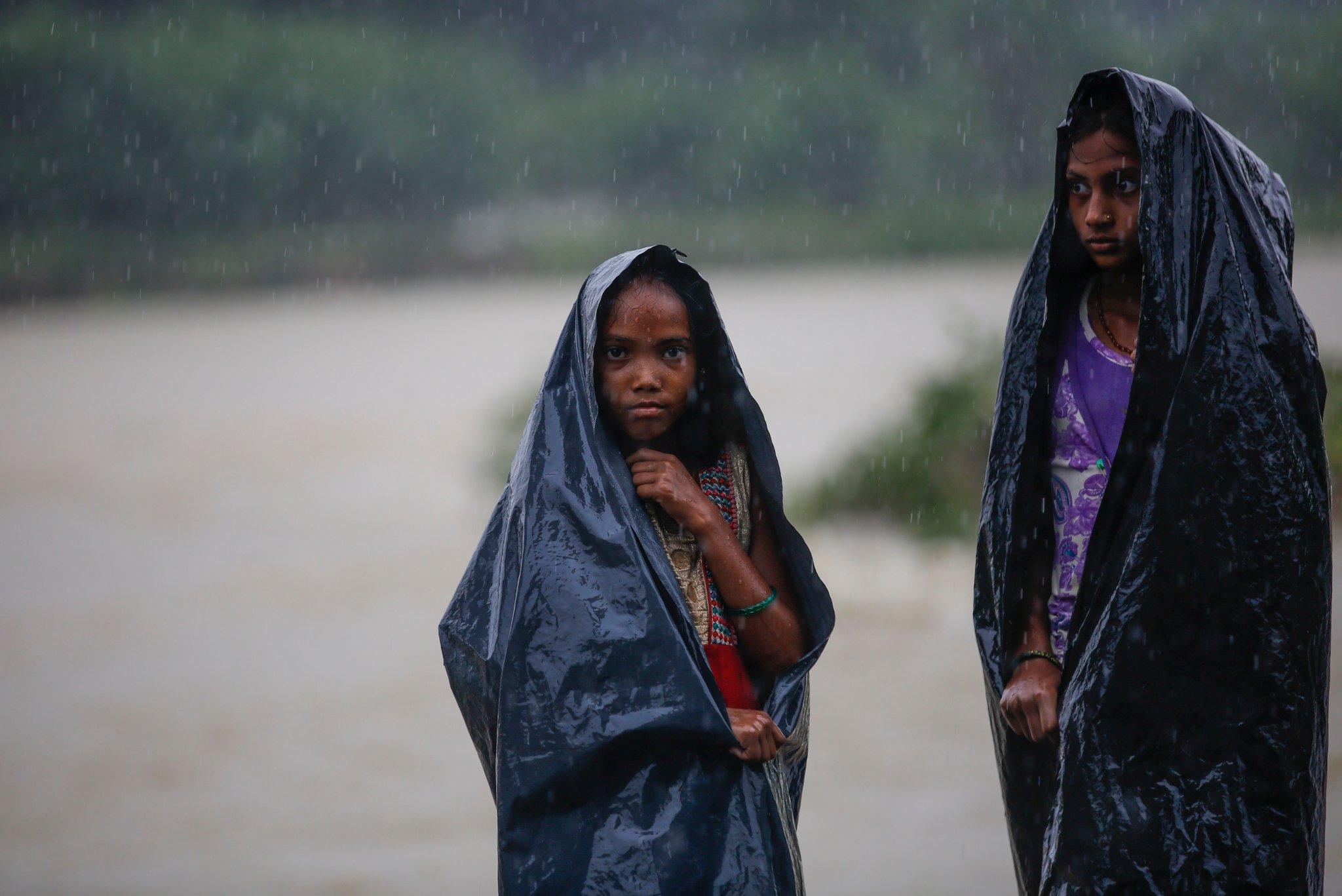 UNICEF Nepal flood