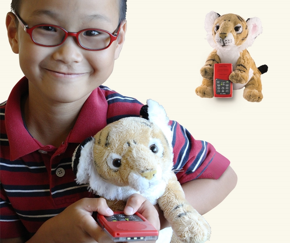 Creature Feature Storytellers: a Gospel-giving toy