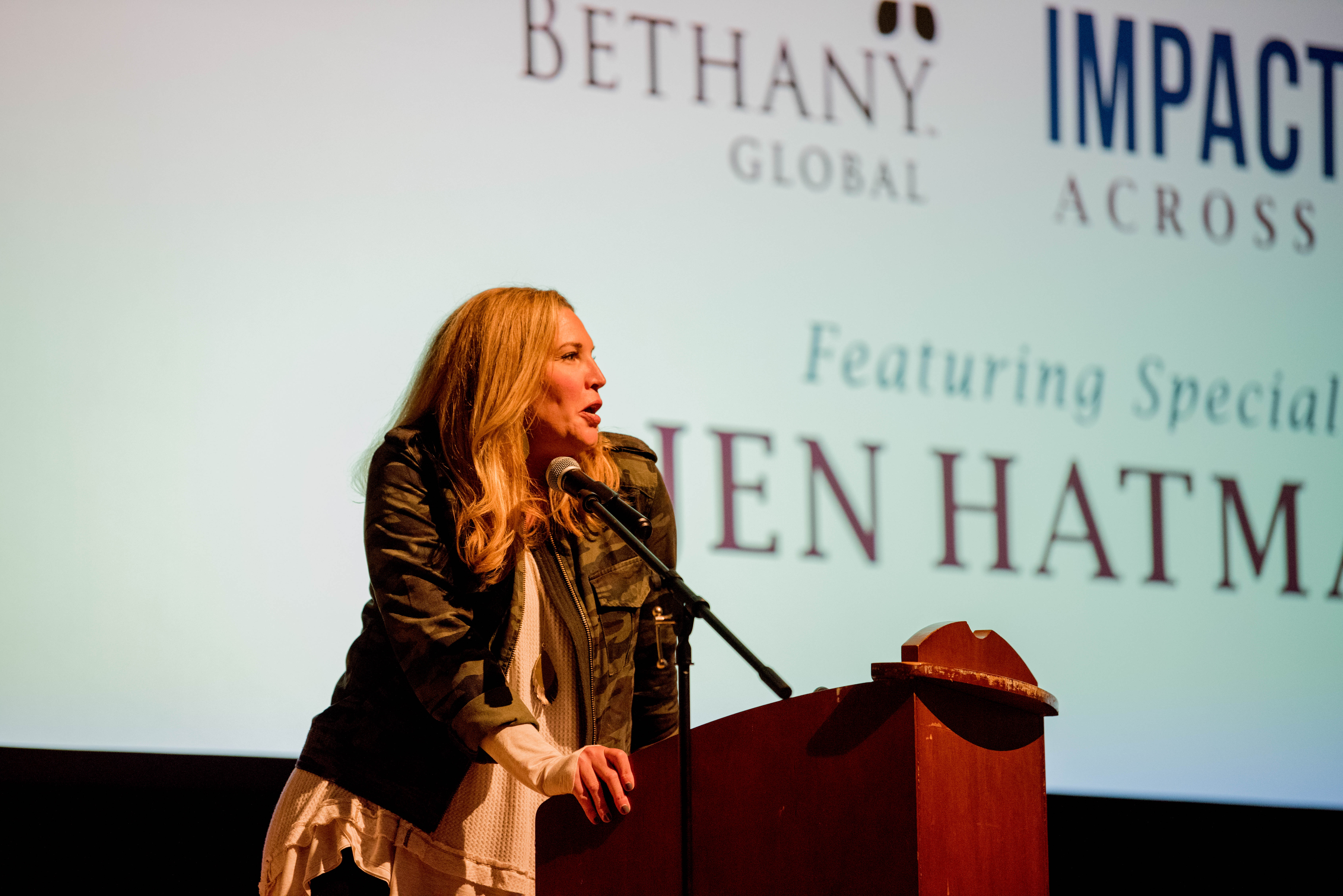 Bethany Global holds first fundraiser event with a focus on family sponsorship