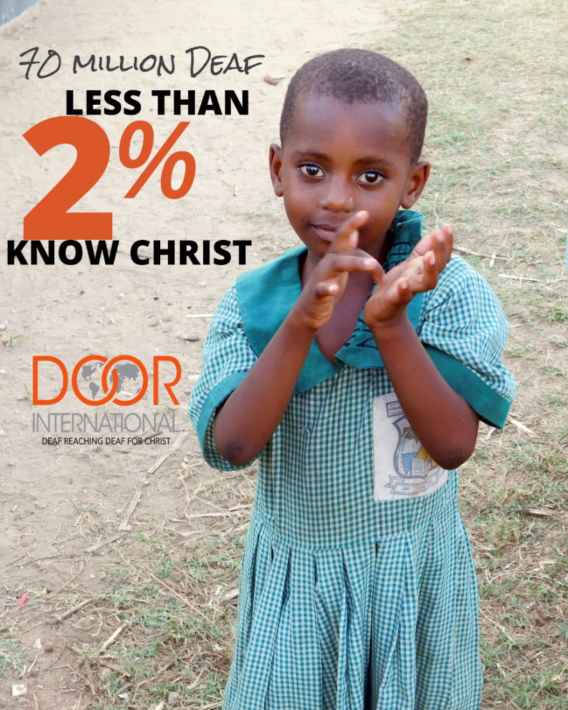 door international iwd 2017 unreached