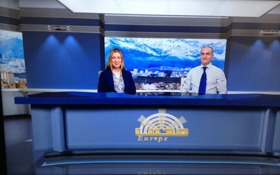 Satellite television ministry spreads God's love to the Middle East