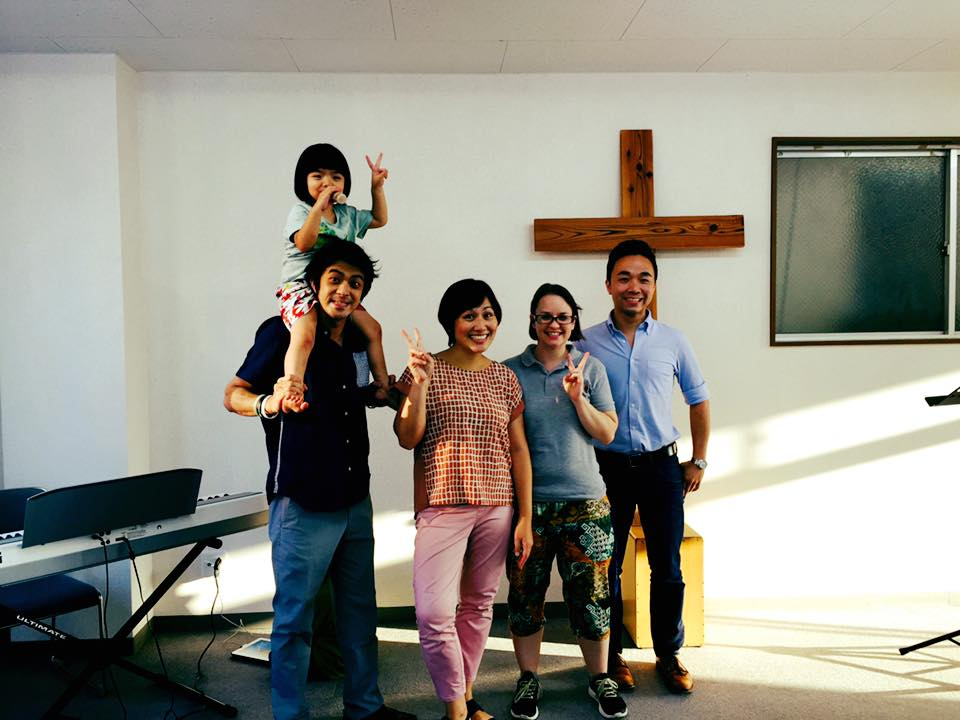 Church in Japan leaves the bar for new building