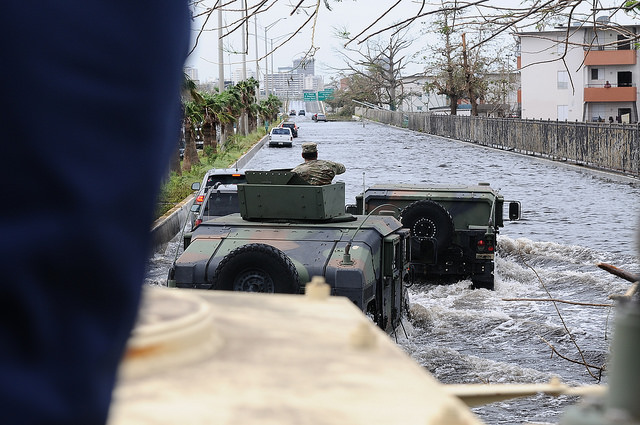 Three weeks after Hurricane Maria, most of Puerto Rico still without power