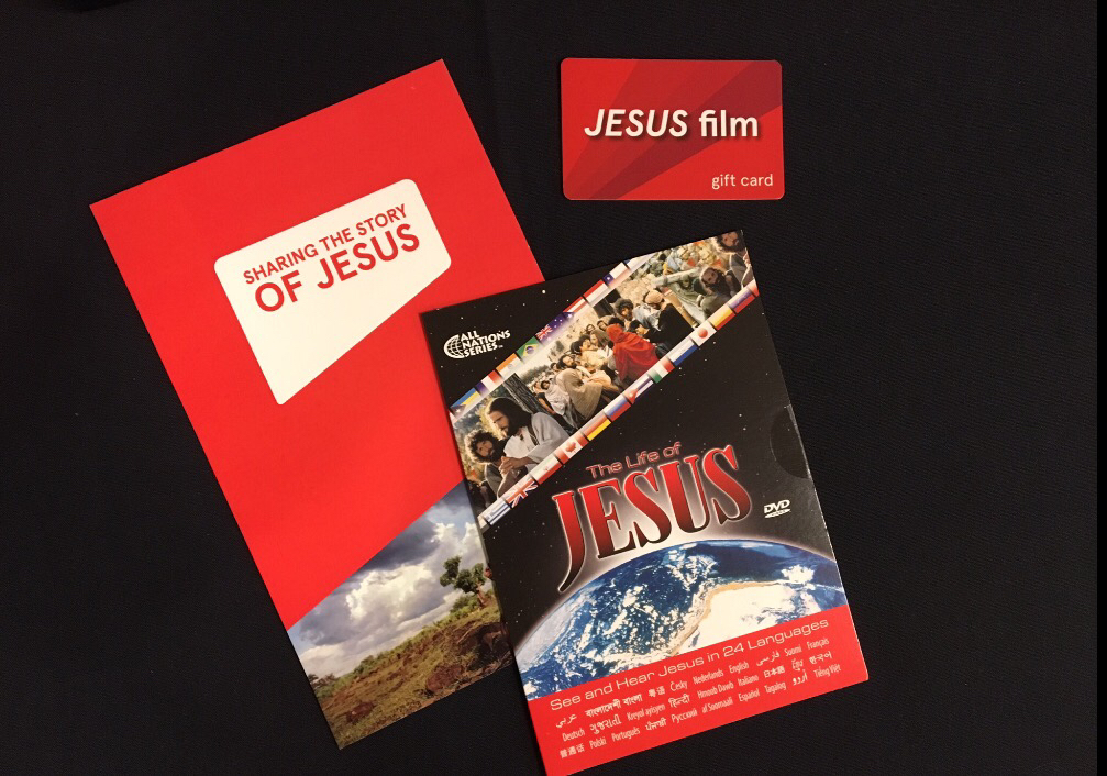 JESUS Film Project introduces JESUS Film gift cards