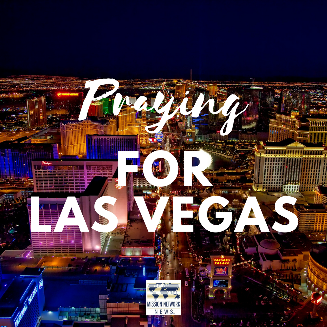 Mass shooting in Las Vegas: what do our prayers mean?