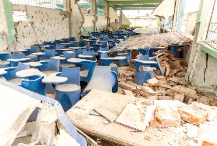 Tent Schools International responds to massive tremors in Mexico