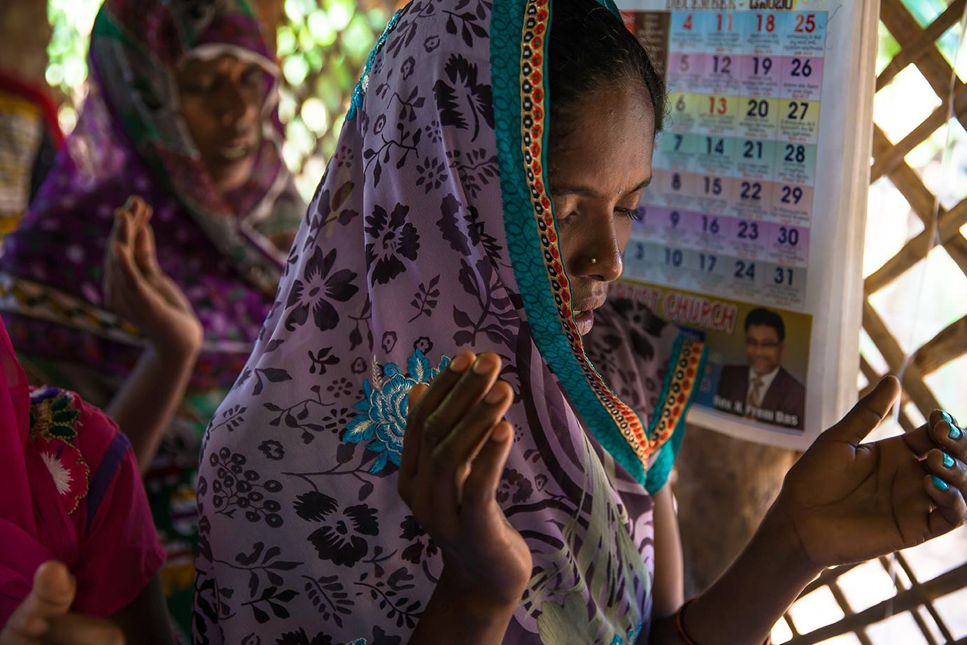 God is moving amidst stories of Christian persecution in India