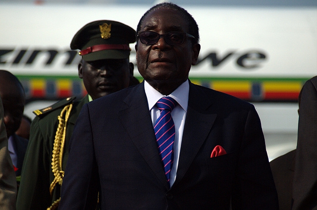 Military takeover in Zimbabwe conjures concern for future leadership