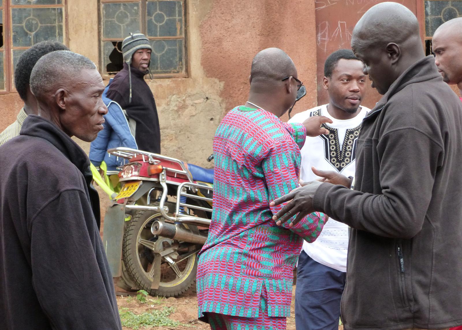 Kenyan deaf population rises, cause unclear
