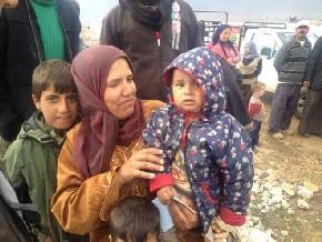 Refugees flood Lebanon after Syria's surge of violence