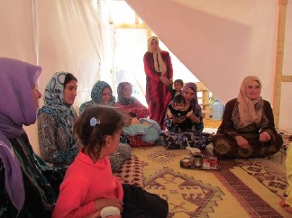 Proxy war: the refugee perspective in Lebanon