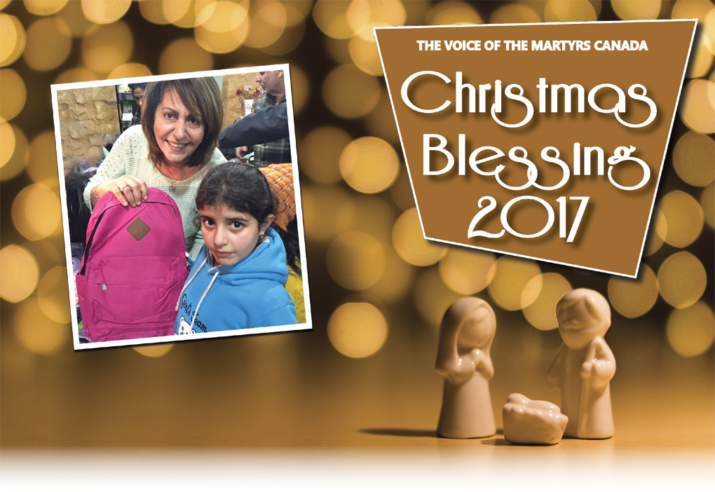 Christmas Blessing packages will encourage Egypt's persecuted Christians