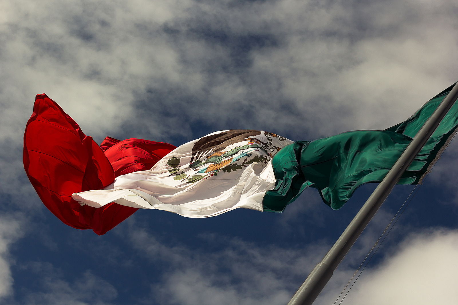 Mexico: the connection between disaster, hope, and a lanyard