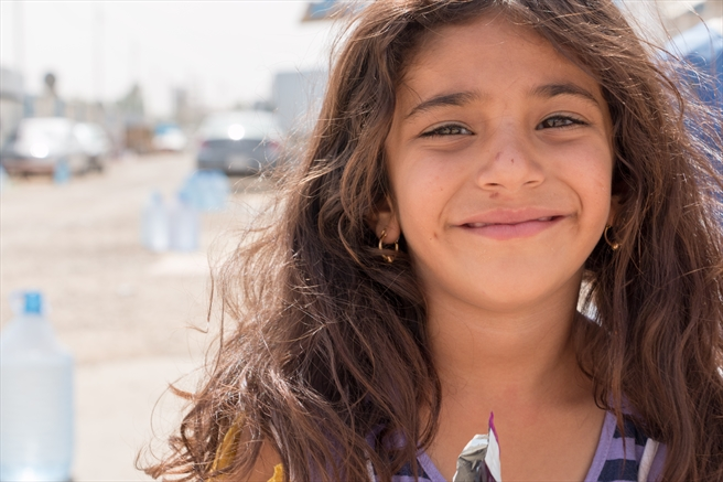 Open Doors presents UN with Hope for the Middle East