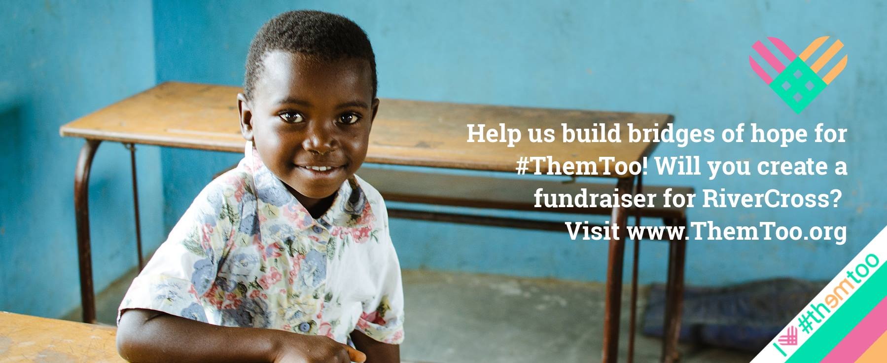 #ThemToo: offering hope to vulnerable children