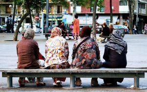 Muslim Women Pixabay