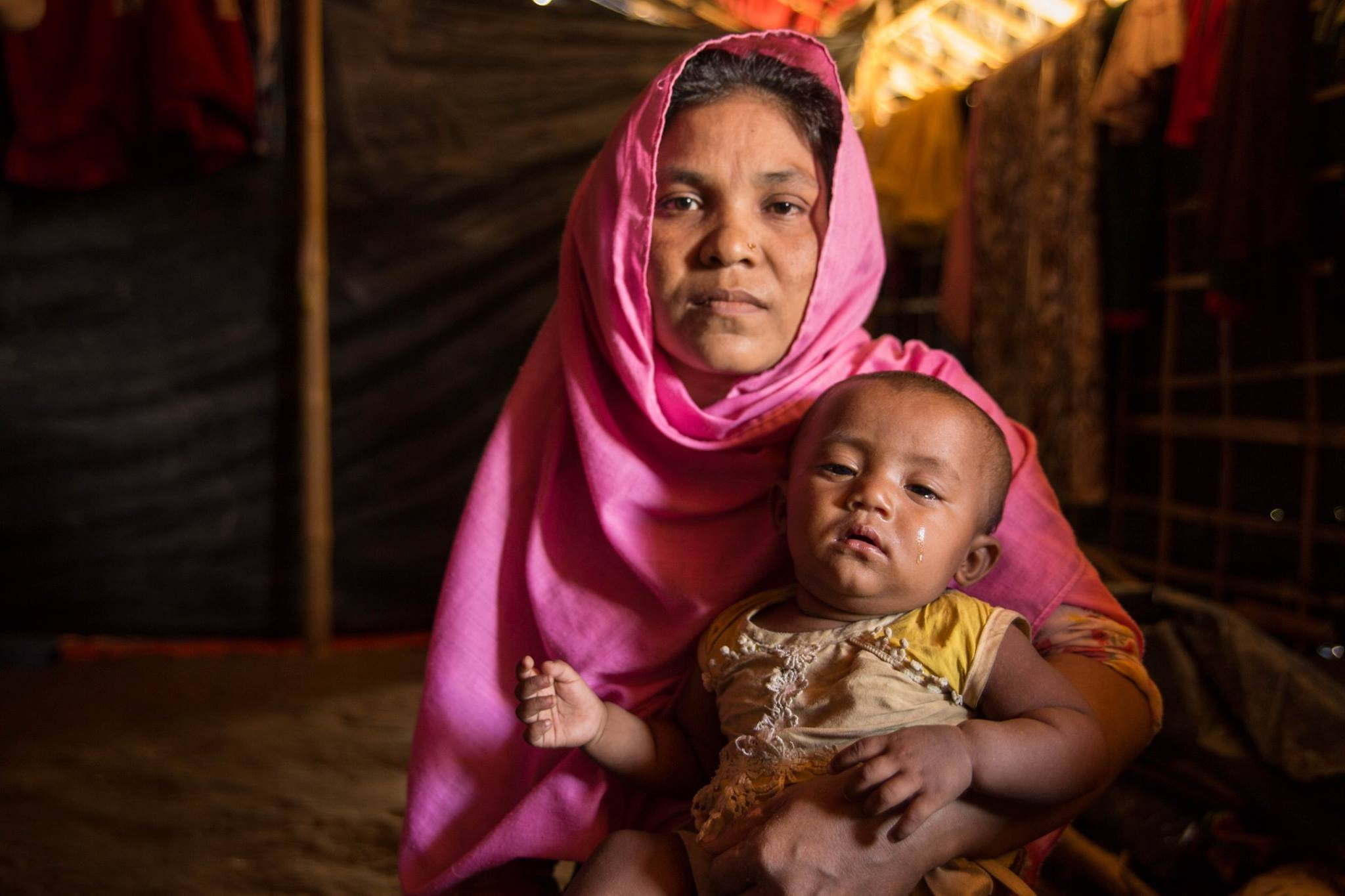 Diphtheria cases on the rise among Rohingya refugees, children