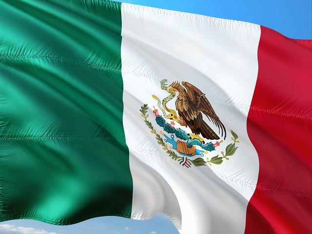 Mexico flag Pixabay