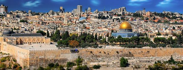 Pixabay -- Jerusalem