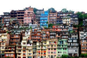 Nepal houses Pixabay
