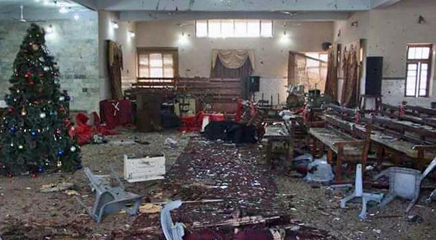 Pakistan: Ominous threat accompanies suicide attack