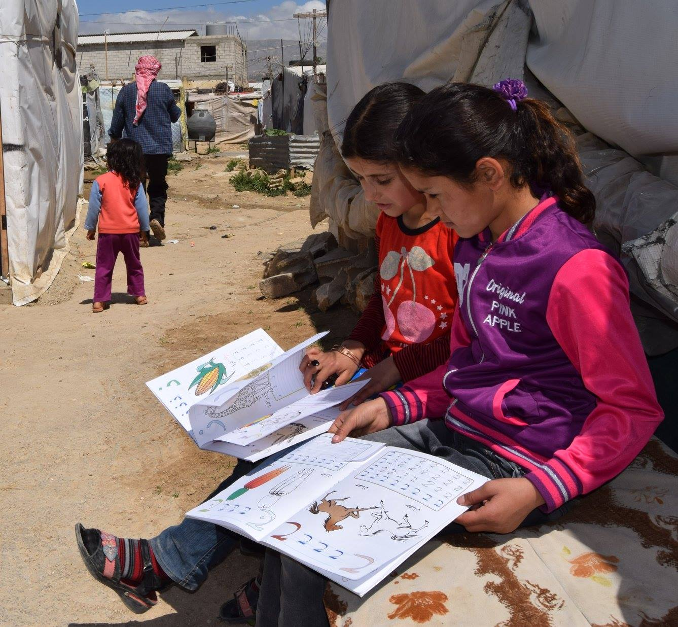 Responding to the global refugee crisis in 2018