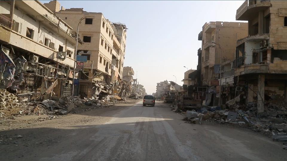 SAT-7 among first to enter Syria in new documentary