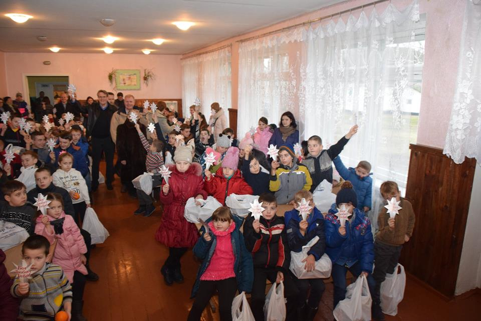 In Russia, local mayor ask SGA support church to evangelize